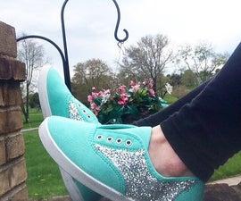Updated Saddle Shoes