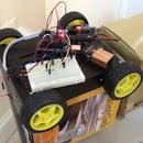 SainSmart Car with Bluetooth
