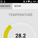 Using Cordova to Create Bluetooth Mobile App (for Temperature Sensor)