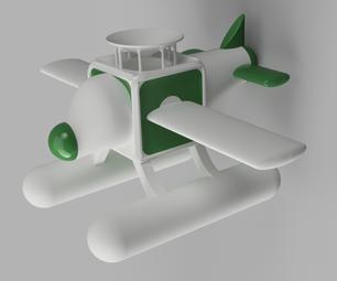 Floating Seaplane