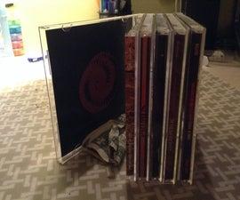 CD Case Secret Compartment