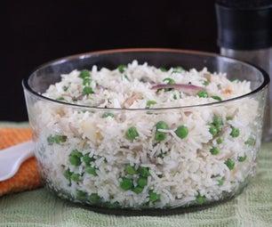 Easy Peasy Rice