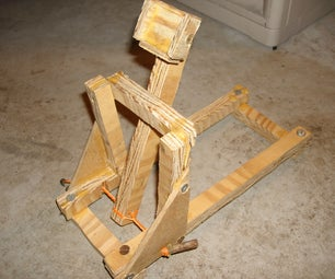 Homemade Catapult