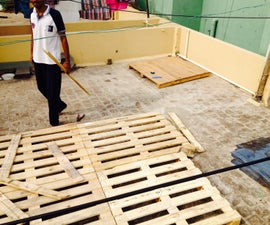 The Ultimate Terrace Garden: Square Foot Pallet One Gardening System Is All You Need
