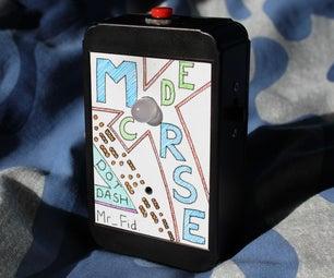 Morse Code for Kids.