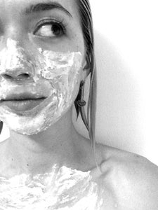 DIY Lactic Acid Mask With 2 Ingredients!
