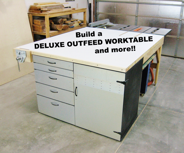 Project Ideas to Organize Your Garage Workshop