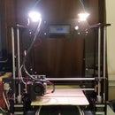 LED Worklights For Your 3D Printer