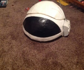 Star Wars rebel fleet trooper helmet DIY