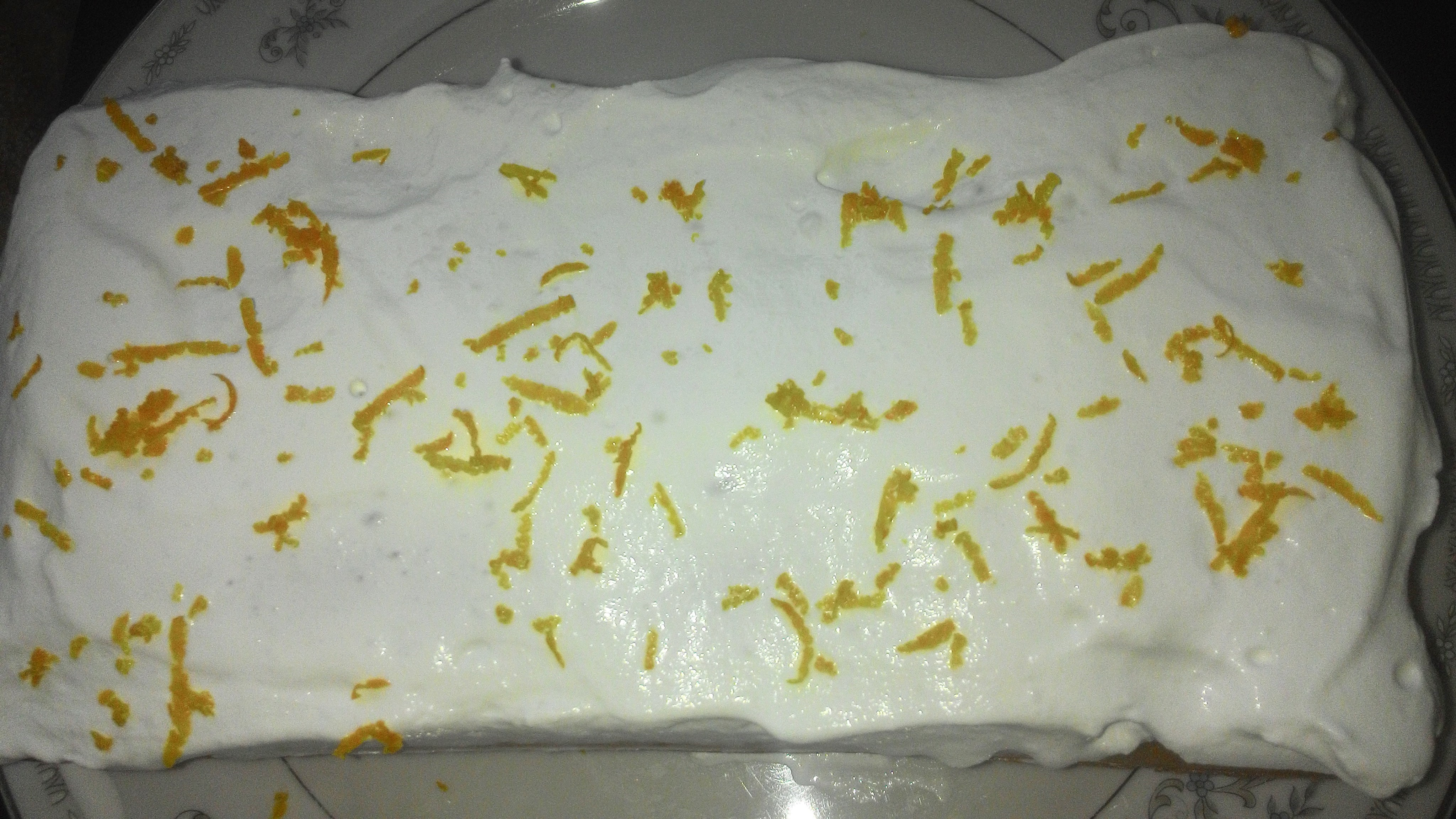 Picture of Quick Orange Cake One Try