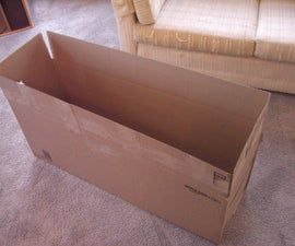 Build a Cardboard Box