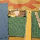 Creating a Custom Frame Part 1 - The Matte Board Customization