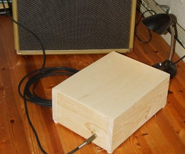 Cajon - Stomp box hybrid