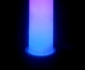 Smart Lamp (TCfD) - Rainbow + Music Visualizer