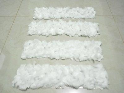 Make the Fluffy Cloud Part 1