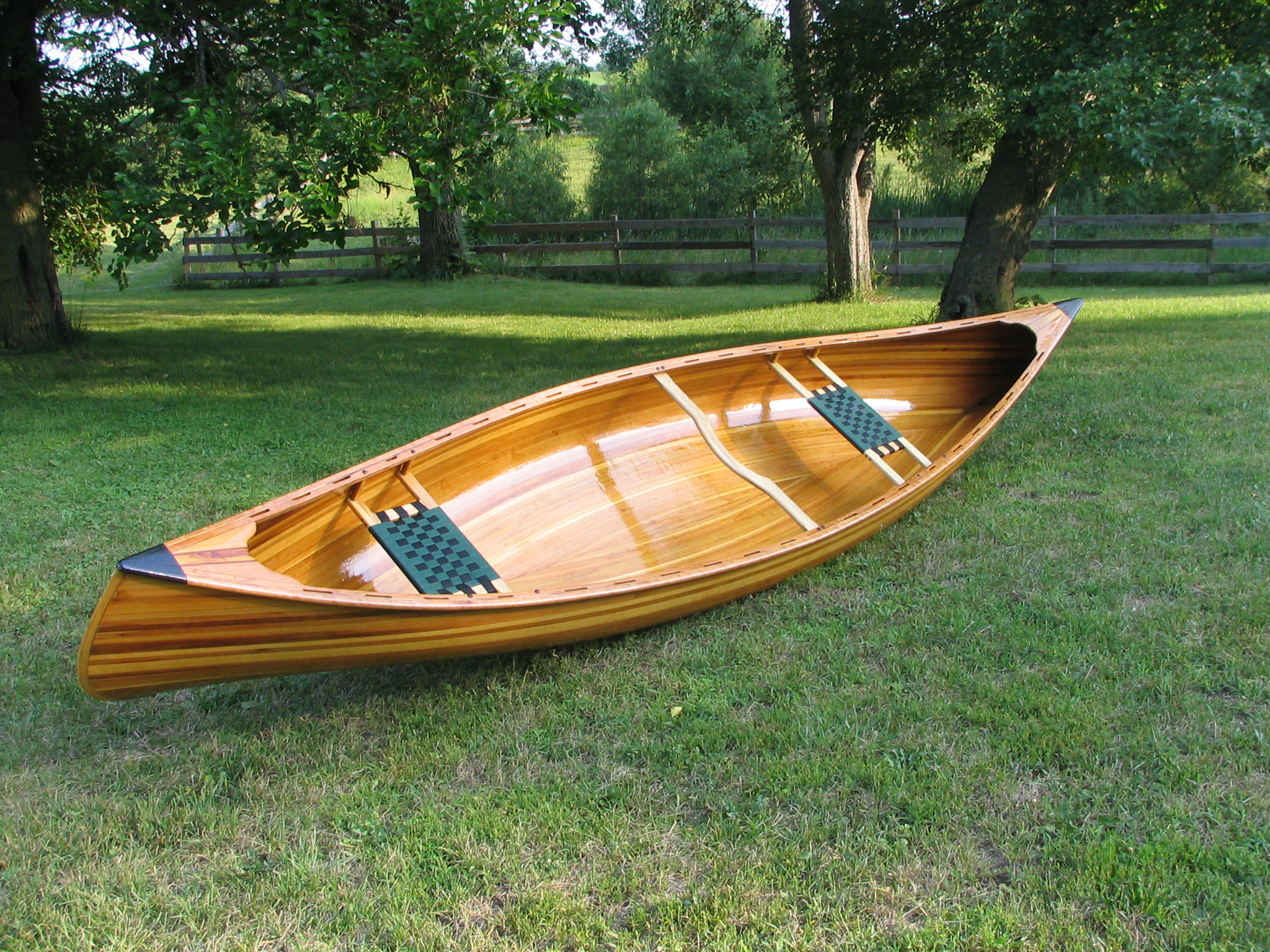 Building A Cedar Strip Canoe 23 Steps With Pictures