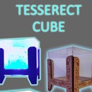 TESSERECT CUBE DESKTOP LAMP