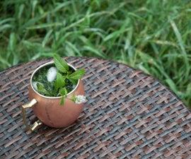 Northern Peppermint Green Julep
