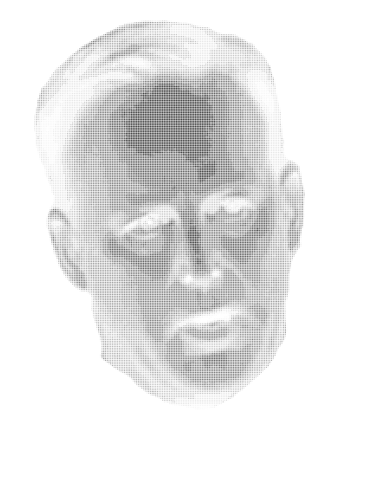 Picture of Spicer Face Halftone and Good Engraving