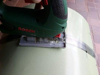 Jigsaw - Cutting