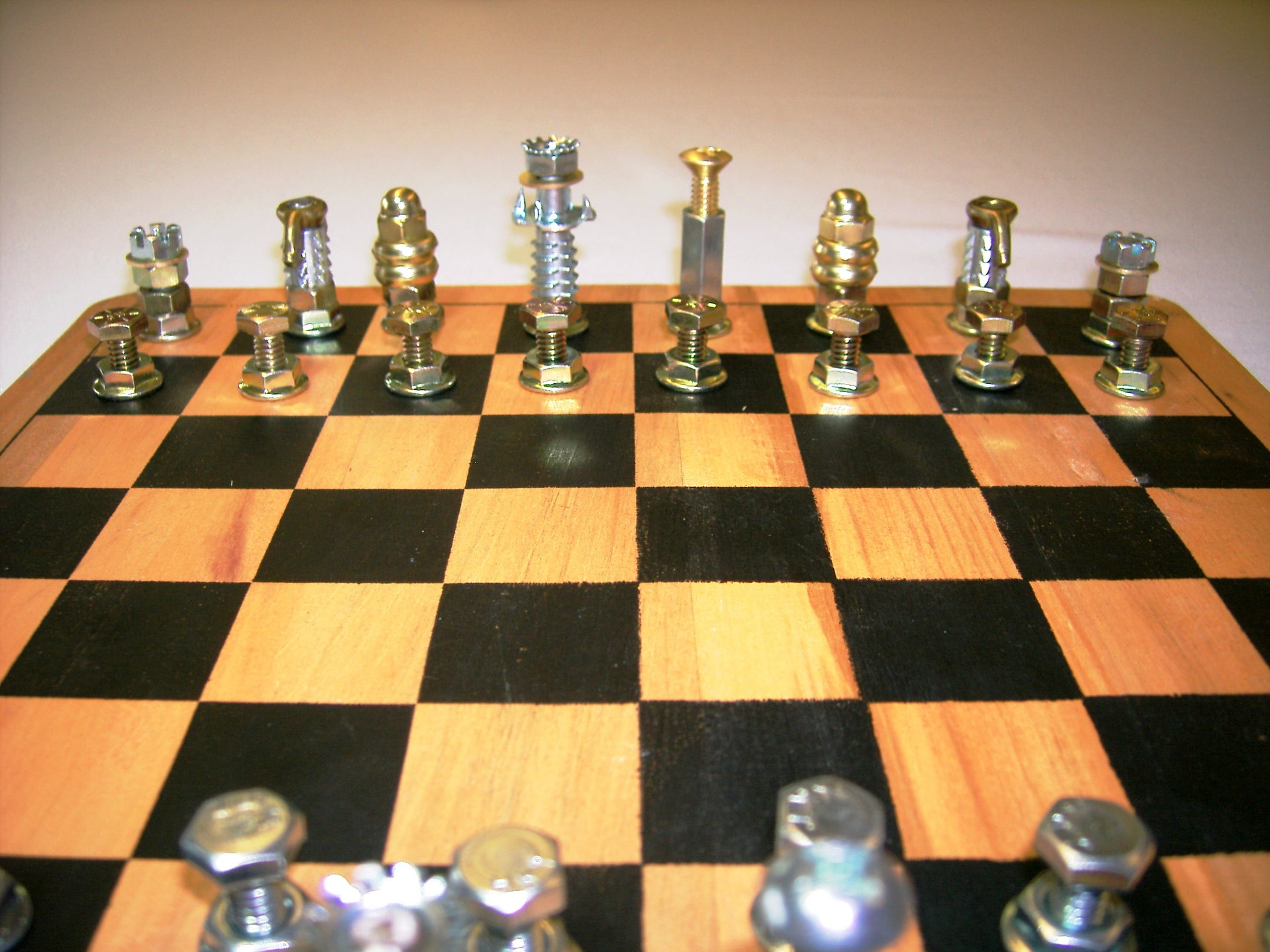 058a1401c30d0 Hardware Chess Set: 8 Steps (with Pictures)