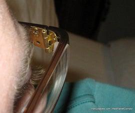 Eyeglasses Hinge Replacement/Repair