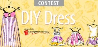 DIY Dress Contest