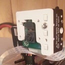 Pi-Pan - a pan-tilt device for the Raspberry Pi Camera