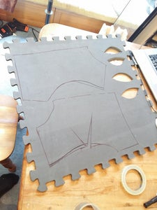 Making the Chest Armor