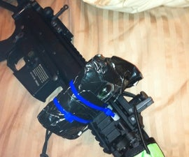 Paintball/Airsoft Proof Camera & Gun Mounts!