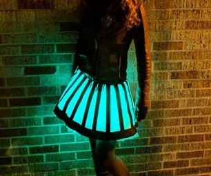Holiday Glow Skirt