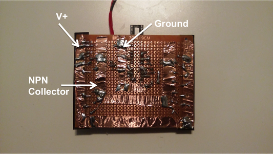 Place the LEDs Onto the Circuit Board