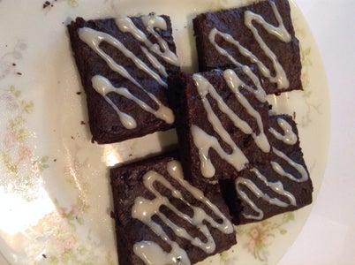 Glaze Those Brownies!