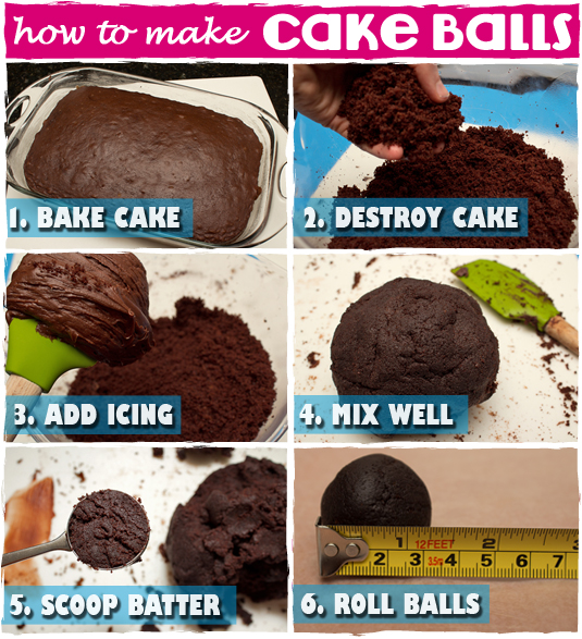 Picture of Make Your Cake Balls