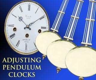 Accurate Pendulum Wall Clock