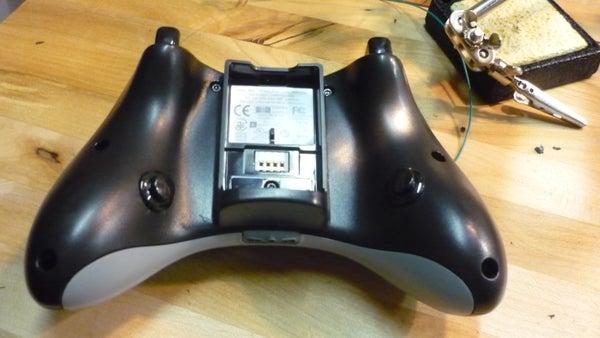 Xbox 360 Controller Analog Stick Mod