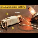 How to Make a 5V Aluminium Battery at Home DIY
