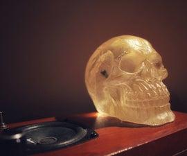 Crystal Skull Light Theremin
