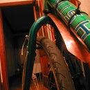 Copper Bike Fender