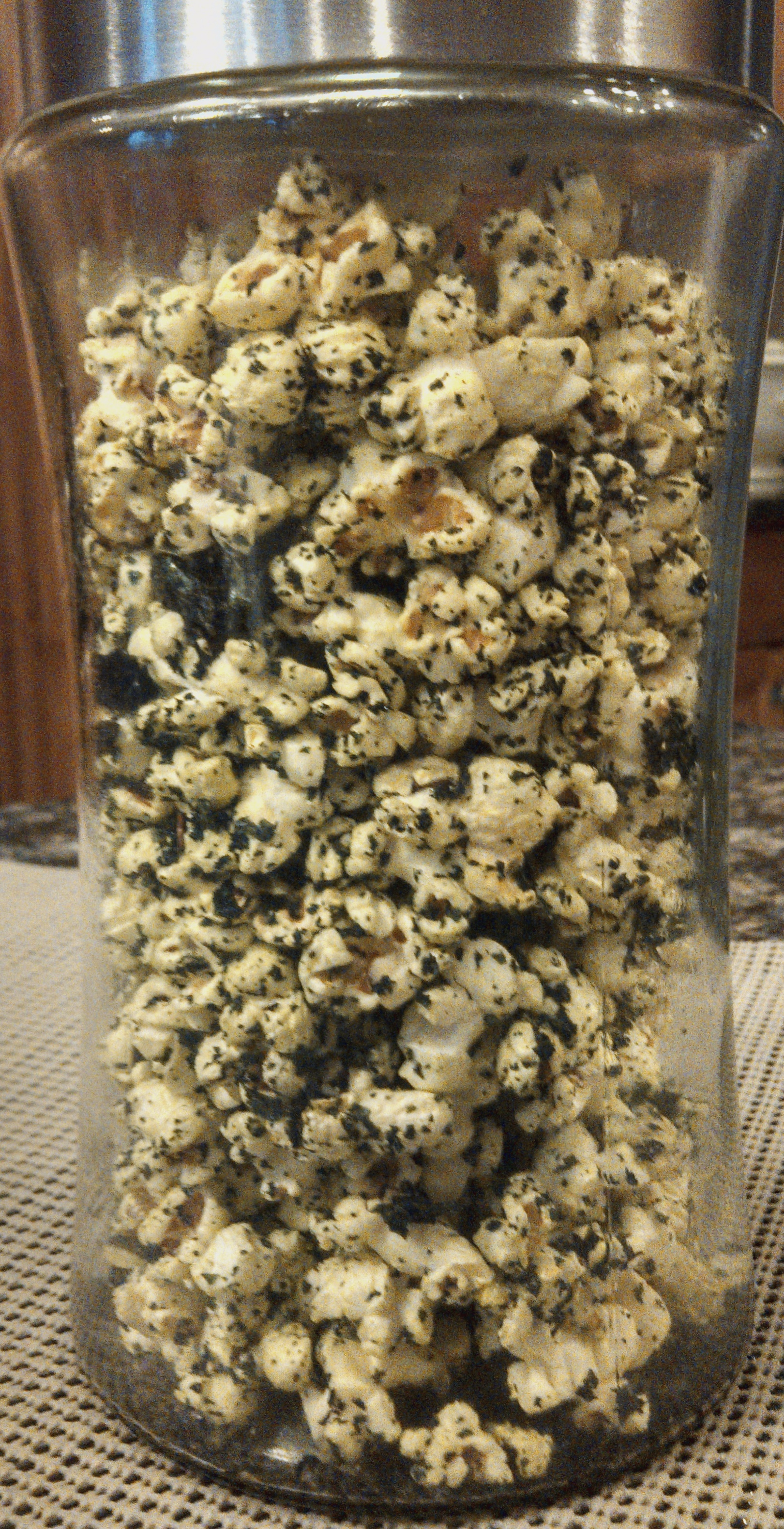 Picture of Add Kale Crumbles Popcorn