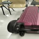 Autonomous Smart Suitcase Pixy Camera!