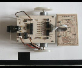 Complete Guide to Design an Advanced Line Follower Robot