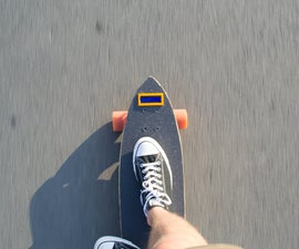 The Longboard Speedometer