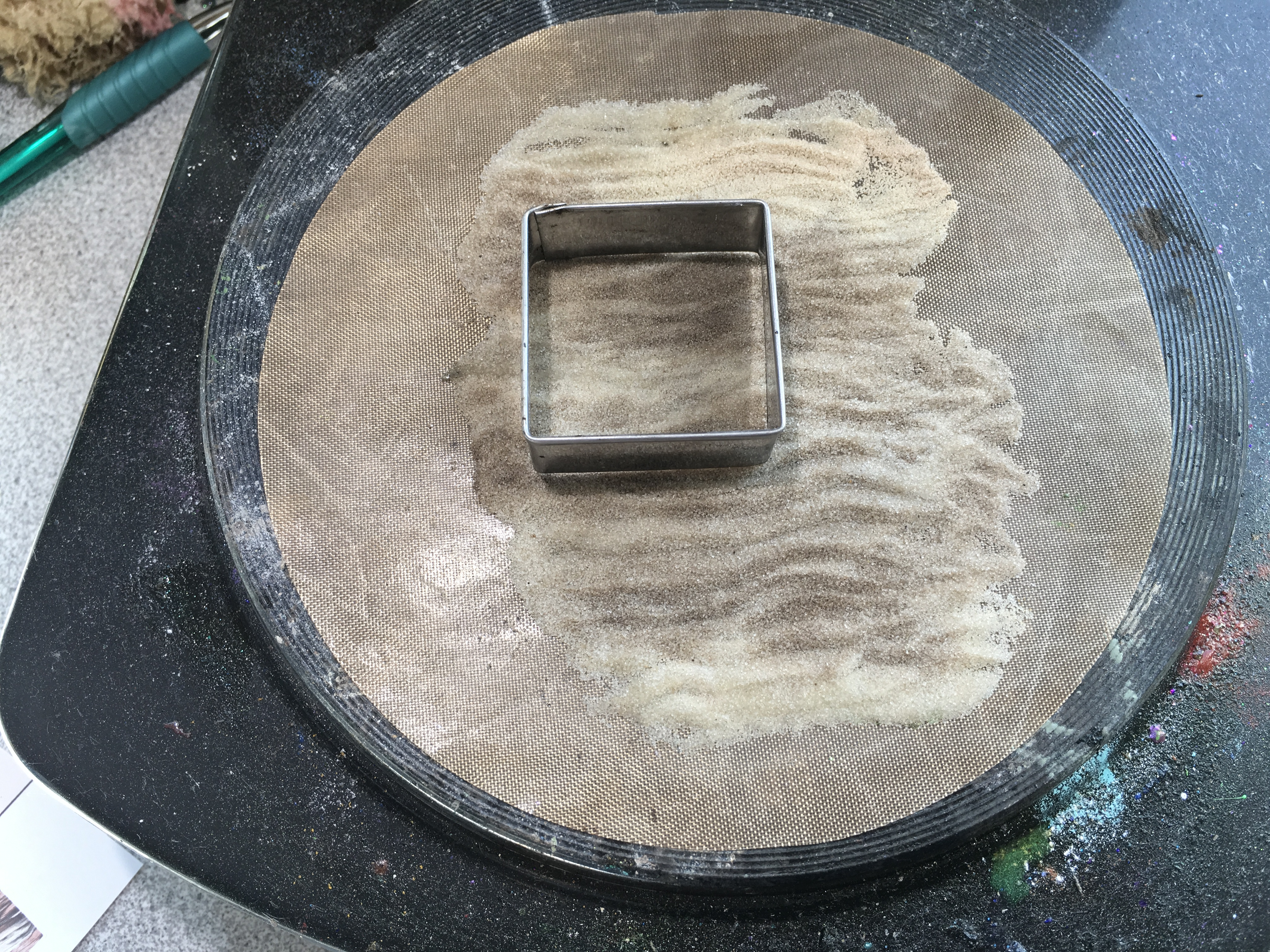 Picture of Heat Curing and Cutting
