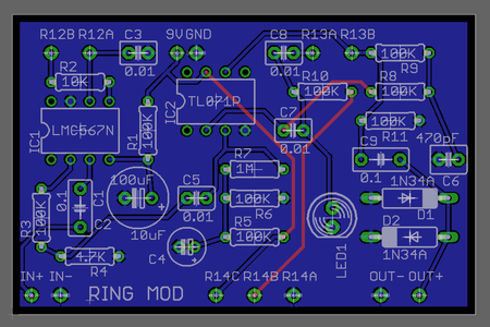 Design and Print the PCB