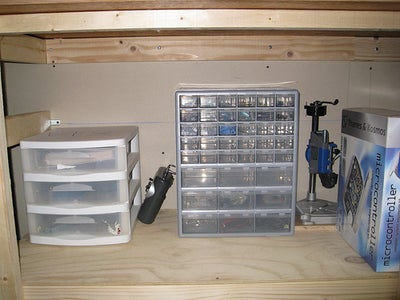 Organize Shelves