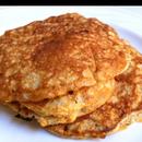 How to make healthy, gluten free, flourless pancakes