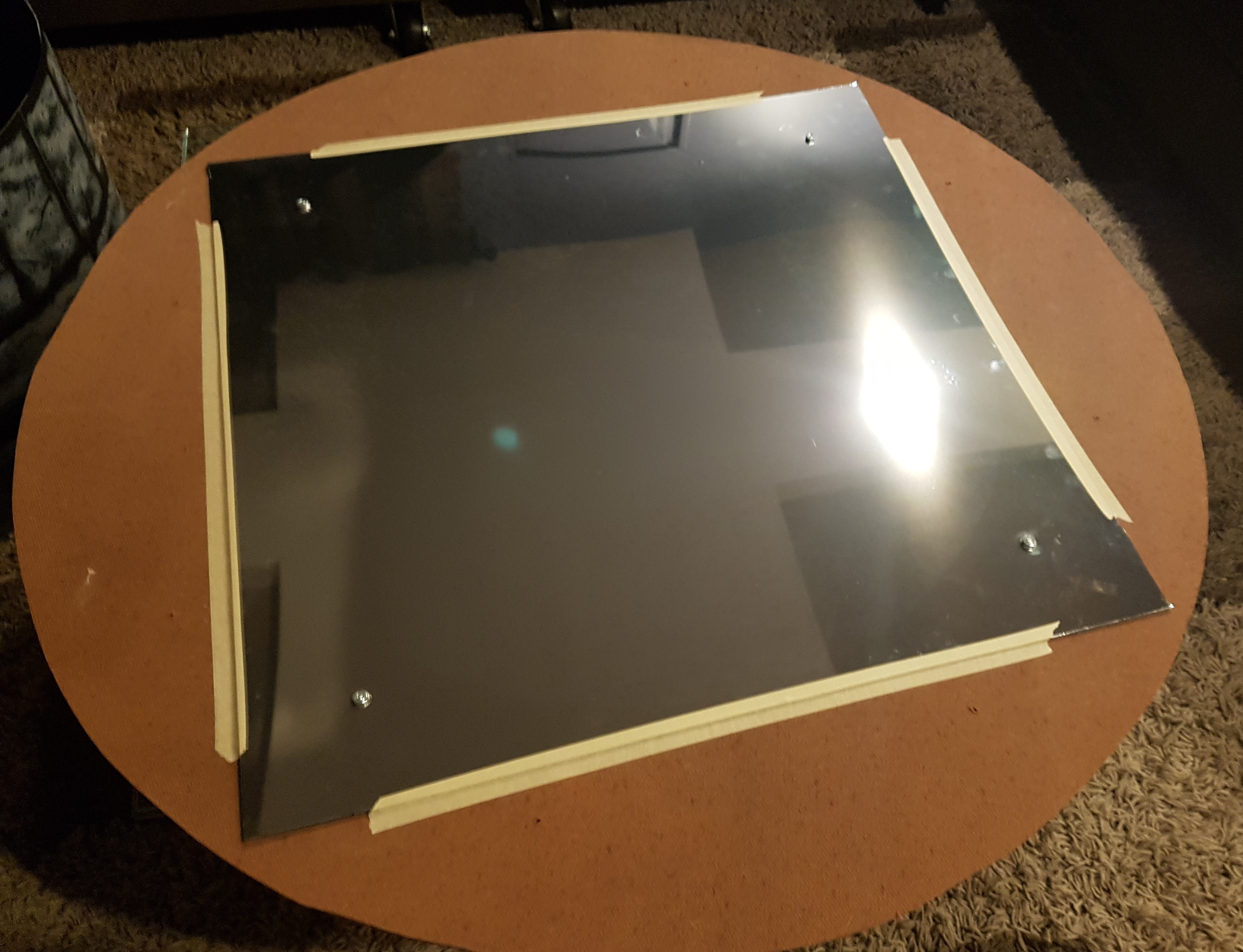 Picture of Mount the Mirrors