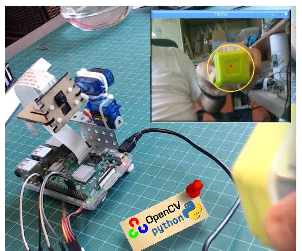 Automatic Vision Object Tracking : 11 Steps (with Pictures)