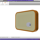 Design an MP3 Amplifier using Autodesk Inventor
